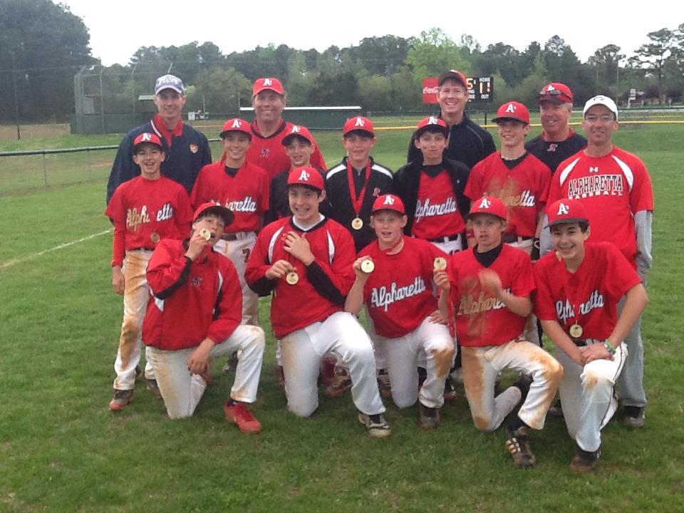 Alpharetta Youth Baseball Association